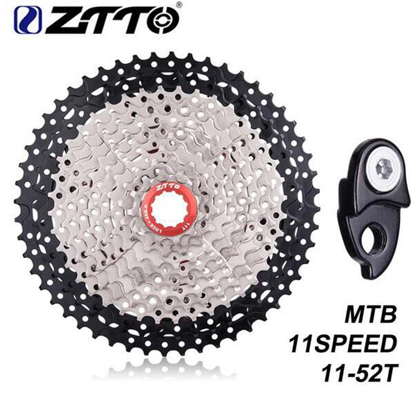 ZTTO Bike Freewheel MTB 11Speed Cassette 11s 11 - 52T Wide Ratio Freewheel Mountain Bike Bicycle Parts for k7 X1 XO1 XX1 M9000ZTTO Bike Freewheel MTB 11Speed Cassette 11s 11 - 52T Wide Ratio Freewheel Mountain Bike Bicycle Parts for k7 X1 XO1 XX1 M9000