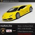 Maisto Exquisita Colección Modelo Coches Huracan LP610-4 Excellect Coupe Modelo 1:24 de Aleación Modelo de Coche de Regalo de Navidad