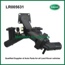 LR005631 Haute Qualité auto thermostat et tuyau assemblée pour LR Découverte 3, Range Rover Sport 05-09 pièces de moteur de voiture fournisseur