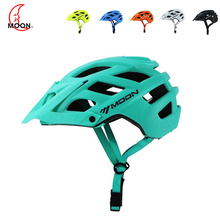 MOON Cycling Helmet OFF-ROAD Super Mountain Bike Safety Outdoor Riding Protective