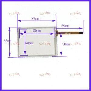 "Image 1 - חלקי תיקון מסך מגע Digitizer סיטונאי עבור טרימבל TSC2 ZhiYuSun יח\חבילה comptable 3.8 אינץ 87 מ""מ * 65 מ""מ 5"