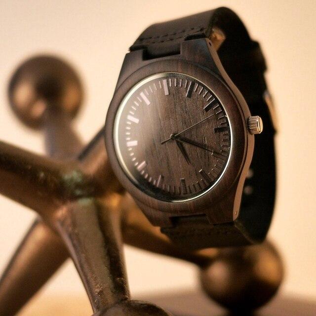 A mi esposa te amo grabado de grabado reloj de madera de sándalo personalizada de las mujeres relojes de marido o novio de la muñeca ver