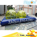 Commercial Inflatable Water Pool with Four Walking Balls for Sale