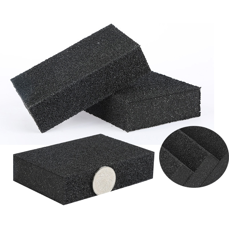 10Pcs Thicker Carborundum Magic Sponge Removing Rust Cleaning Sponge Nano Magic Sponge Eraser Kitchen Home Washing Cleaning Tool