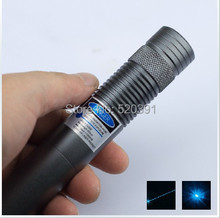 Promo offer AAA High Power Blue Laser Pointer 50000mw 50w 445nm 450nm Burning Match/Dry Wood/Candle/Black/Burn Cigarettes+5 Caps+Glasses