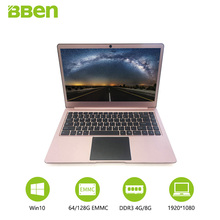 Bben laptop 14.1″ Notebook FHD Preinstalled Win10 Intel Apollo Lake N3450 quad Cores 4GB RAM 64GB emmc wifi usb3.0 type-c