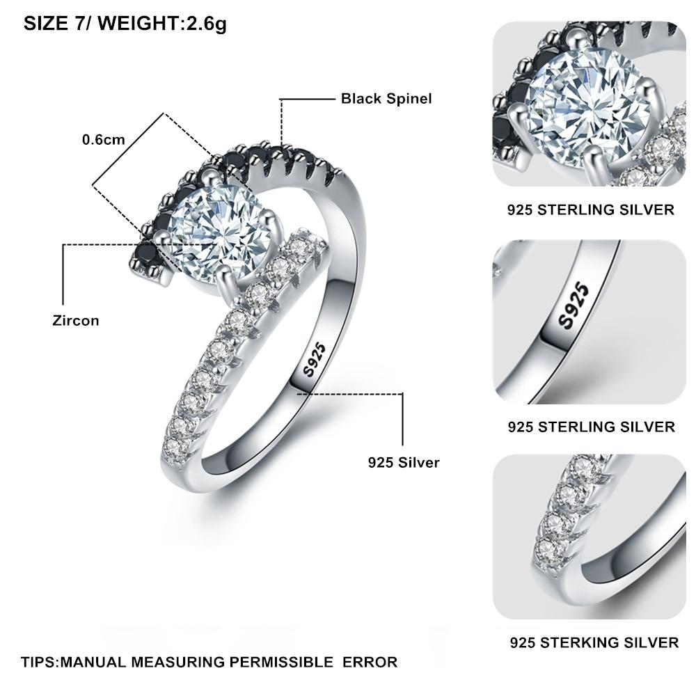 [BLACK AWN] Vintage 2.9g 925 Ασημένια Δαχτυλίδια - Κοσμήματα - Φωτογραφία 2