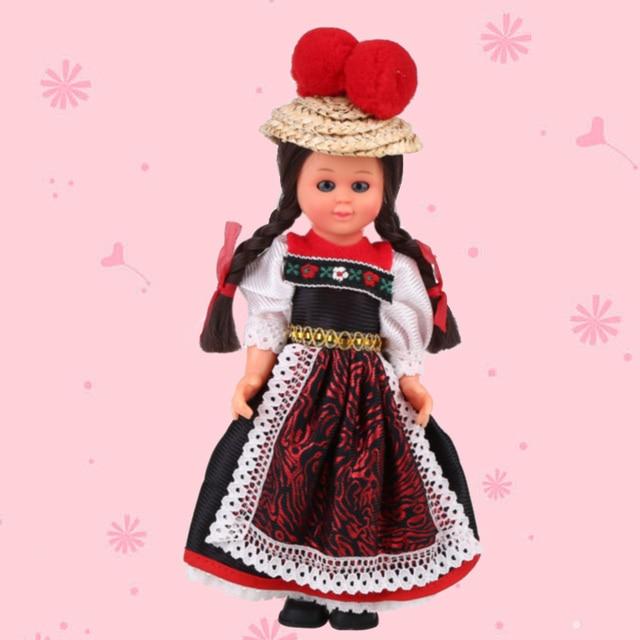 7.5 inch boneka etnis hadiah internasional jerman schwarzwald wanita etnis  pakaian anak-anak kid toys 8888b16794