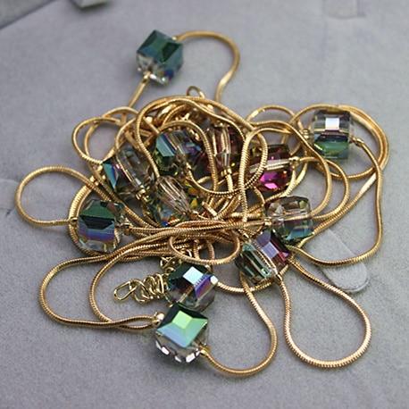 Europe Fashion Crystal smykker tilbehør, østrigske krystal perle - Mode smykker - Foto 4