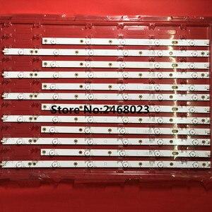 """Image 5 - LED 백라이트 스트립 AOC 50 """"TV LE50D6660/80 TPT500J1 LE8 YX 50018014 LC 50LB261U 500TT26 500TT25 50PFL6340/T3 LD50P03Q"""
