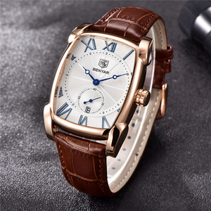 Image 2 - BENYAR Mens Watches Top Brand Luxury Gold Military Man Wristwatch Sport Business Male Clock Waterproof Relogio Masculino 5114