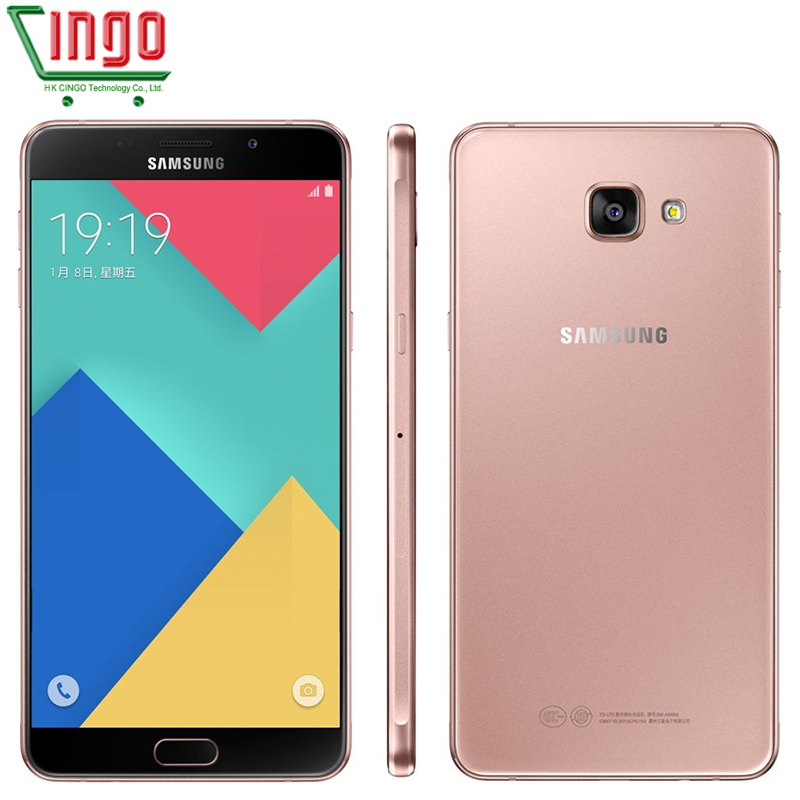 Original Unlocked Samsung Galaxy A9 Mobile Phone 6 0 inch Octa Core 1 8GHz 3GB 4GB