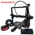 Kit de impressora padrão EI3 Única extrusora prusa i3 kit impressora 3d reprap-multi material suporte do filamento