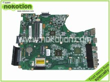 NOKOTION A000080750 Laptop motherboard para Toshiba Satellite L750 L750D L755 DA0BLEMB6E0 E350 DDR3 ALL in one REV E Mainboard