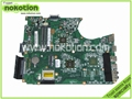 A000080750 placa madre del ordenador portátil para Toshiba Satellite L750 L750D L755 DA0BLEMB6E0 AMD E350 DDR3 ALL in one REV E Mainboard