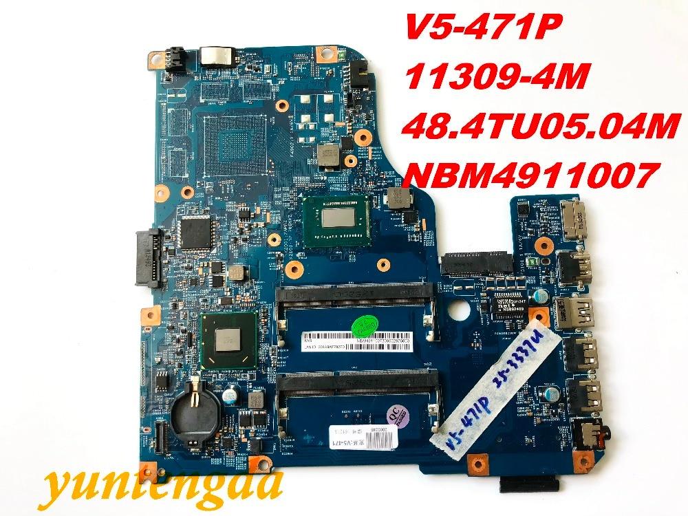 Original for font b ACER b font V5 471 V5 471P motherboard I5 3337U 11309 4M