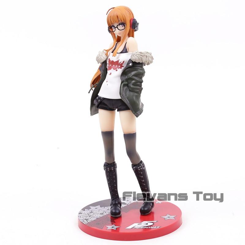 P5 Persona 5 Futaba Sakura 1/7 échelle PVC Figure modèle à collectionner jouet