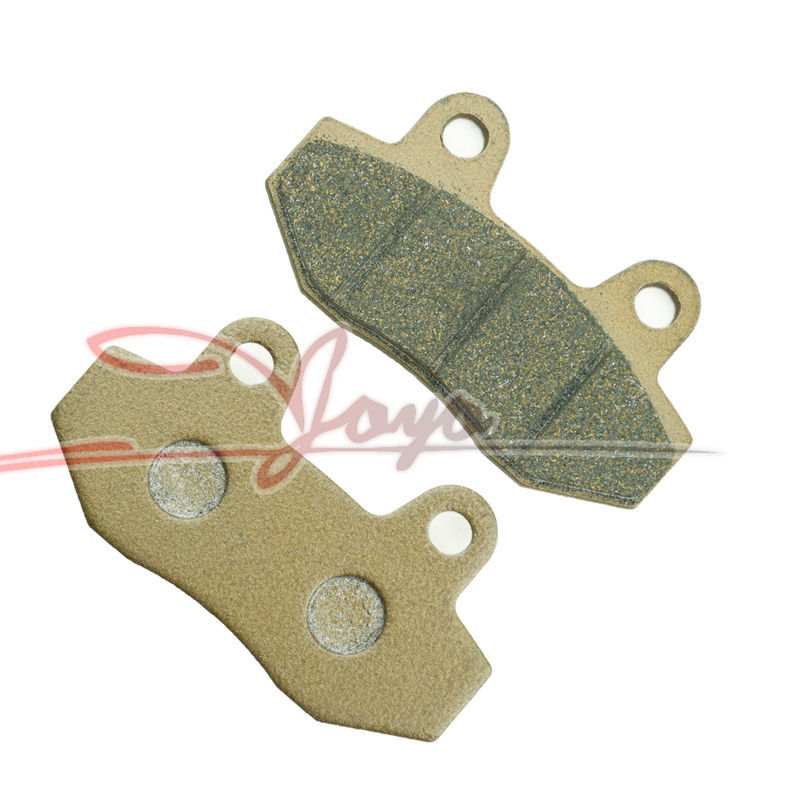 SEMI METAL FRONT BRAKE PADS FOR SACHS Mad Ass 125 06-09 F 4T