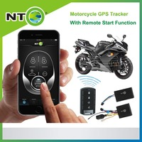 High Quality Motorcycle Alarm Real Gps Tracker
