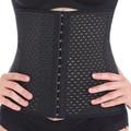 Sexy Hot shapers corpo shapers cintura trainer trainer cintura colete respirável trainer cintura cincher aço desossado corsets mulheres