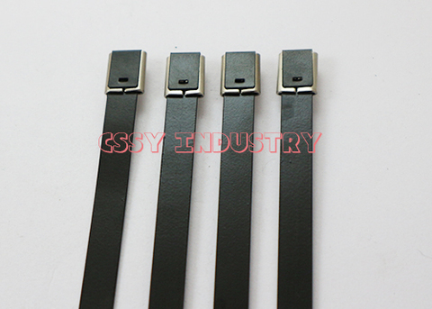 steel cable tie