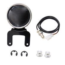 Multifunctional Compteur Motor Gauge LCD Digital Styling Speedometer vehicle Tachometer Water Temp Motorcycle Fuel Meter