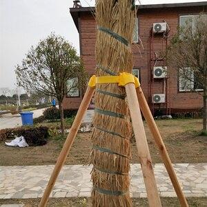 Image 5 - Suporte de plantas prático, armação de apoio de árvore grande, tripé, copos de plástico, paisagem, ferramentas agrícolas, suprimentos de jardim