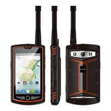 China Kcosit W305 Analog DMR Digital Dual Mode Walkie Talkie Phone UHF IP68 Waterproof Android 5.1 Smartphone Rugged 4G 5000mAH