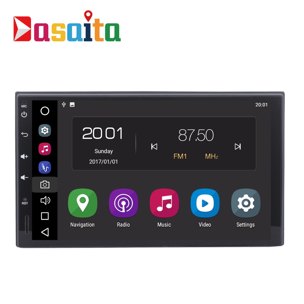 2 Din Car Radio GPS Android 8 0 For Nissan Tiida Frontier Sentra Versa Car Radio