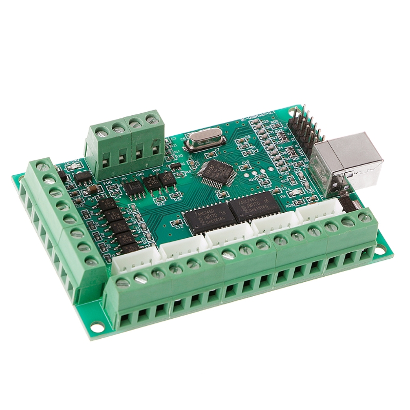 Comprar CNC USB MACH3 100 KHz Placa De 5 Ejes Interfaz