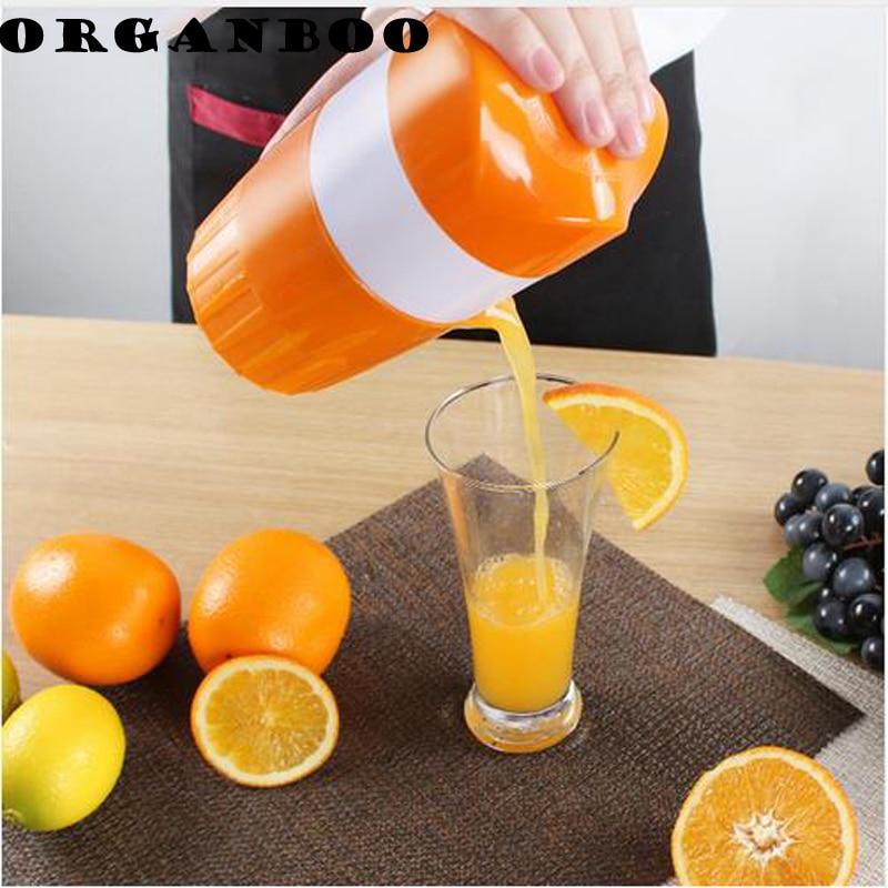 Organboo 1pc Kitchen Accessories Manual Juicer Home Lemon Juice Mini Orange Citrus Press Squeezer Juice Fruit