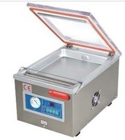 Easy operate single vacuum chamber sealing machine for vegetable,fruit