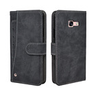 Luxury Wallet Case F...