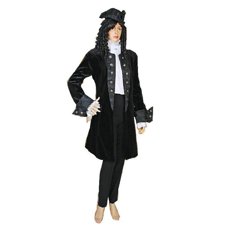 Custom order R 633 Vintage Costumes medieval Men Dresses Gothic Suit evening Dress Renaissance dress