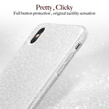 ESR Makeup Series Glitter Case for iPhone X/Xs
