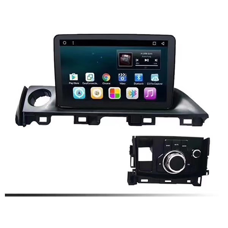 CHOGATH 9inch Car Multimedia Player <font><b>android</b></font> 7.0 CAR <font><b>radio</b></font> GPS Navigation for <font><b>Mazda</b></font> <font><b>6</b></font> Atenza 2013 2014 2015 2016 with wifi,usb image