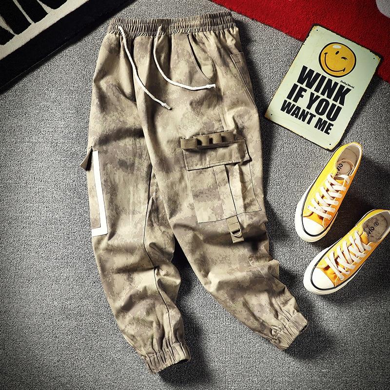 Cheap Wholesale 2019 New Autumn Winter Hot Selling Men's Fashion Casual Popular Long Pants MW34