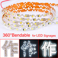 Shop Signs LED S Shape LED Strip Light 2835 Bendable 12V 5M 72leds/m Backlit for 3D Channel Letters Display Replace LED Module
