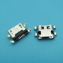 موصل USB صغير 50 قطعة ، منفذ شحن ، مقبس طاقة ، لهاتف HUAWEI P7 G7 G8 G760 P8 C199 LITE SMART GR3 ، جديد