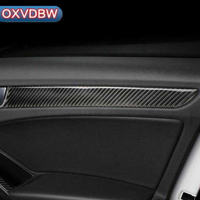 Aliexpress Buy 4pcs Car Interior Door Panels Covers Carbon