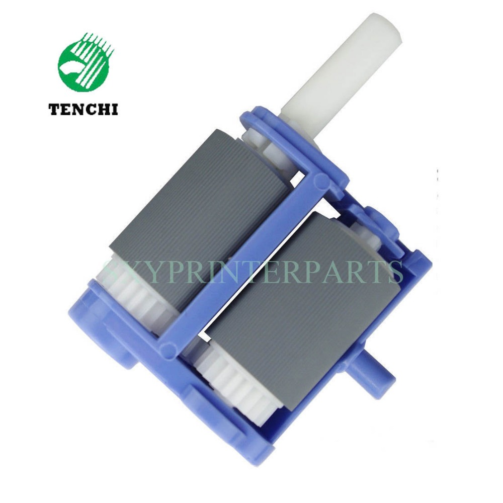 5sets Compatible LU7338001 ADF Doc Feeder  Paper Pickup Feed Roller Holder Assembly Kit For Brother DCP-8080DN 8085DN MFC-8480DN
