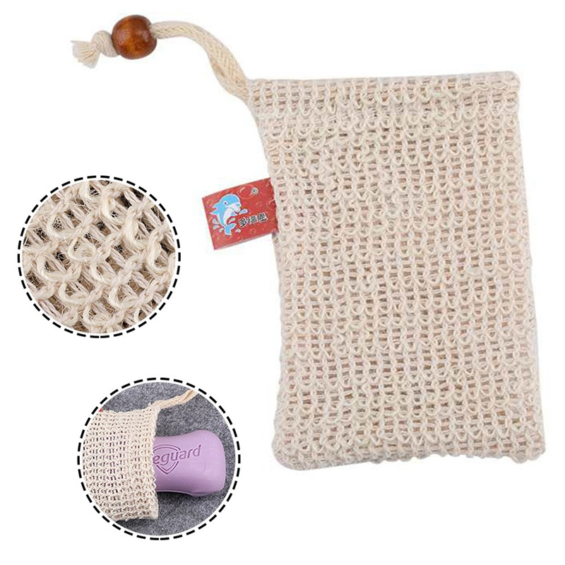 Cleansers Beauty & Health Forceful Free Shipping Soap Accessories Saver Blister Mesh Foaming Net Easy Bubble Bag Body Facial Shower Tools