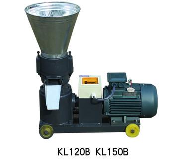 Peleciarka do paszy i młyn bijakowy sprzedawane razem KL120B + CF158 tanie i dobre opinie Nowy KL120B +CF158