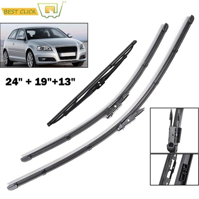 misima windshield windscreen wiper blades for audi a3 8p s3 rs3 2005 rh aliexpress com Audi A3 V6 Audi A3 V6
