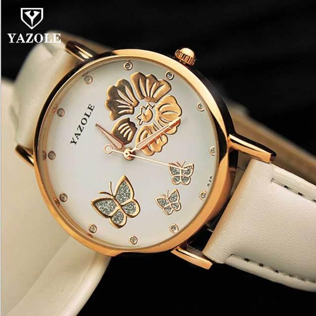 Wrist Watch Women Ladies Casual fashion Brand Famous Female watch Clock Quartz Watch Girl Montre Femme Relogio Feminino