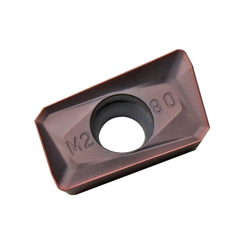 10pcs APMT1135PDER-M2 VP15TF Carbide Milling Inserts Lathe Cutting Tools Metal for Lathe Tool Holder Carbide Lathe Inserts