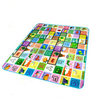 180 150 CM Baby Changing Pads Travel Baby Play Mat Tapete Kids Crawling Mat Soft Floor