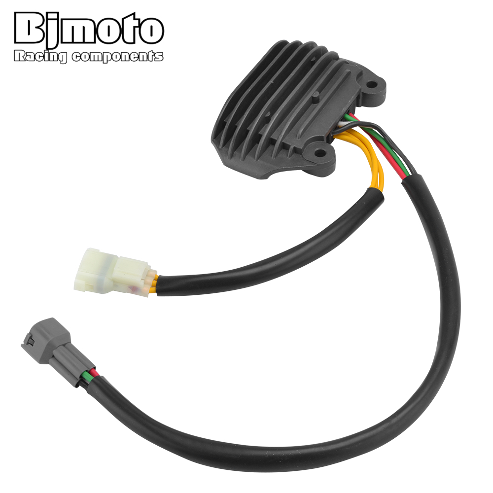 BJMOTO 78111034000 Regulator Rectifier For <font><b>KTM</b></font> 250 <font><b>350</b></font> <font><b>EXC</b></font>-<font><b>F</b></font> <font><b>EXC</b></font> <font><b>F</b></font> Six Days XCF-W XCFW EXCF Six Days XC-FW 2012-2014 2015 <font><b>2016</b></font> image