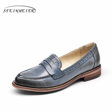 Yinzo Oxford Brogues Vintage Casual Shoes