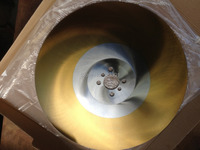 Лидер продаж 1 шт. HSS W6Mo5Cr4V2/DM05/m2 Made 400*32*3.0 мм диск для резки сталь ss/низкоуглеродистой стали/nf металлического сплава труб профиль и т. д.